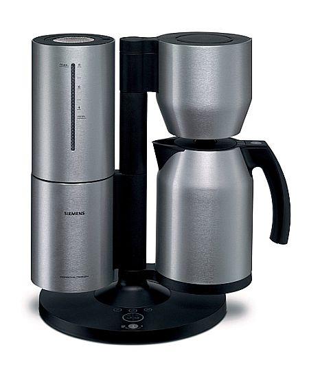siemens kaffeemaschine tc911p2gb porsche design mit  ~ Kaffeemaschine Porsche Design Neu