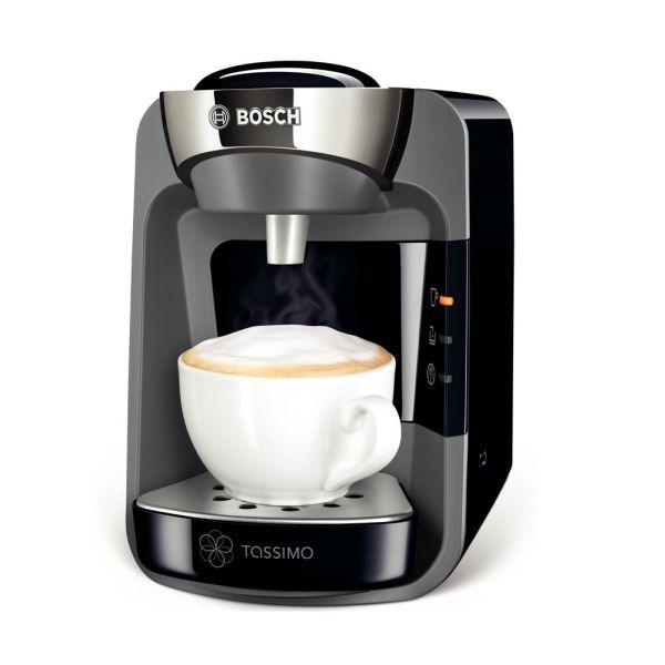 bosch tassimo tas3202 multigetr nkesystem kaffeemaschine suny schwarz anthrazit ebay. Black Bedroom Furniture Sets. Home Design Ideas